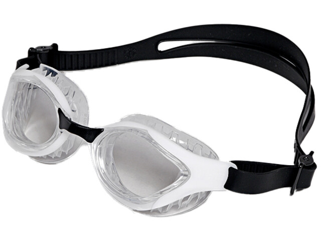 arena Bold Swipe Goggles clear/white/black